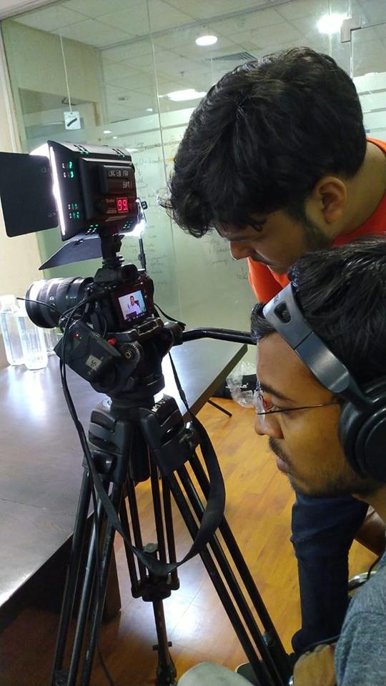 Video Shoot