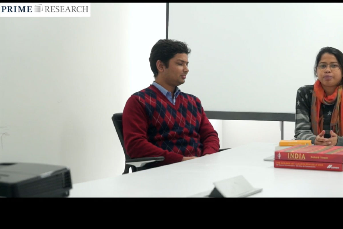Prime Research - Prime Opinion Analysis India Pvt Ltd , Corporate Video