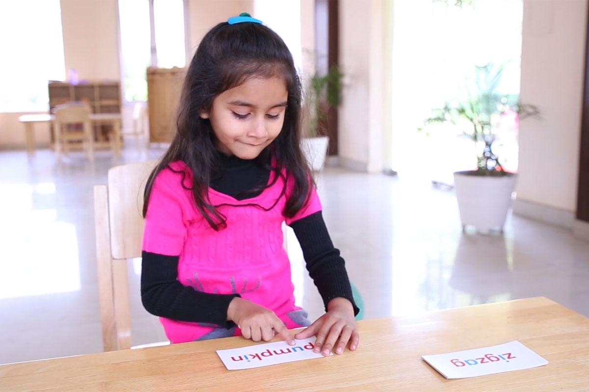 Productive Minds : The Montessori Preschool, Promotional Video