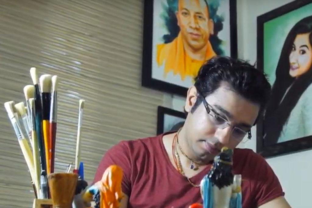Rajan Maaluja Arts | Artist | Individual Promotional Video