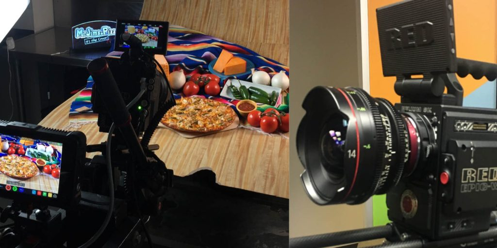 Food Manufacturing Video Services