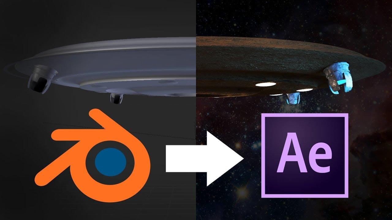 Blender Video Animation vs Adobe After Effects
